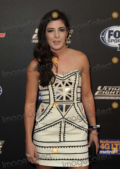 Alex Chambers Photo - Alex Chambers attending the Premiere Party of Fox Sports 1s the Ultimate Fighter Held at the Lure Nightclub in Hollywood California on September 9 2014 Photo by D Long- Globe Photos Inc