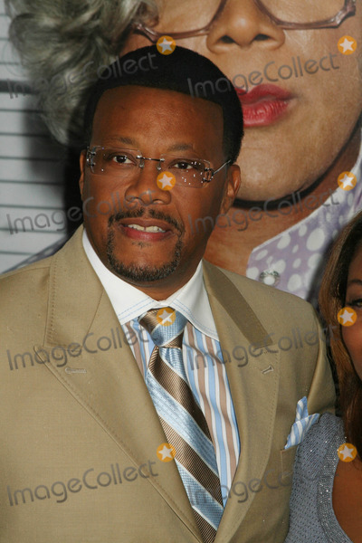 Judge Greg Mathis Photo - New York Screening Madea Goes to Jail Amc Loews Lincoln Center New York City 02-18-2009 Photo by Mitchell Levy-rangefinder-Globe Photos Inc Judge Greg Mathis