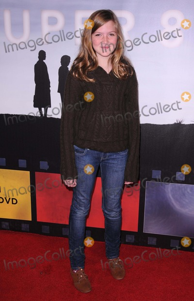 Abigail Hargrove Photo - Paramount Home Entertainment Celebrates Blu-ray and Dvd Debut of Super 8 at the Academy of Motion Pictures Arts  Sciences Samuel Goldwyn Theater in Beverly Hills CA 112211 Photo by Scott Kirkland-Globe Photos   2011 Zach Mills
