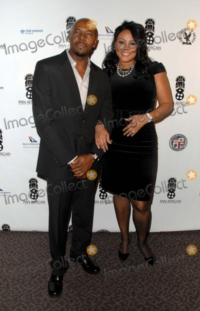 Antoine Fuqua Photo - The 18th Annual Pan African Film Festival Opening Gala and Premiere of Blood Done Sign My Name at the Directors Guild of America in Los Angeles CA 02-10-2010 Photo by Scott Kirkland-Globe Photos  2010 Antoine Fuqua and Lela Lela Rochon