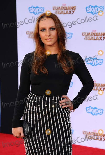 Annie Starke Photo - Annie Starke attending the Los Angeles Premiere of Guardians of the Galaxy Held at the Dolby Theatre in Hollywood California on July 21 2014 Photo by D Long- Globe Photos Inc