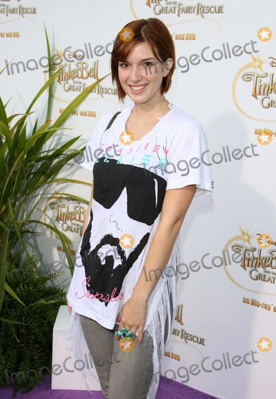 Tinker Bell Photo - Dani Thorne Actress Picnic-in-the-park Premiere of Tinkerbell La Cienega Park Beverly Hills 08-28-2010 Graham Whitby Boot-allstar - Globe Photos Inc