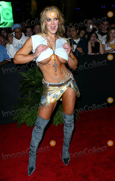 Joanie Laurer Photo - Joanie Laurer (Chynna)  2002 Fox Billboard Bash at Studio 54 in the Mgm Grand Hotel in Las Vegas Nevada Photo by Fitzroy Barrett  Globe Photos Inc 12082002  K27911fb (D)