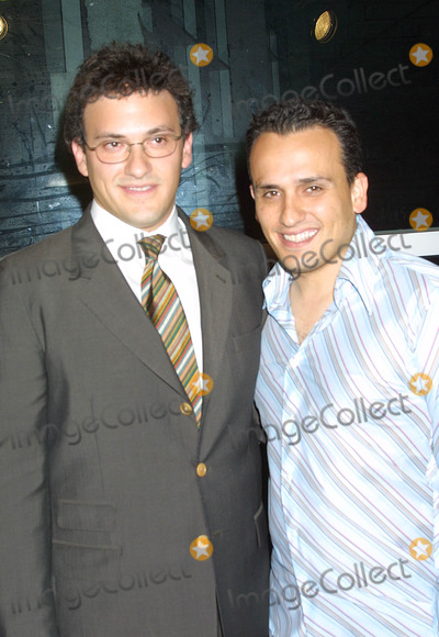 Anthony Russo Photo - Anthony Russo and Joe Russo K26472eg - Los Angeles Premiere of Collinwood Cinerama Dome Hollywood CA Sept 30 2002 Photo by Ed Geller EgiGlobe Photos Inc