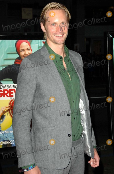Alexander Skarsgard- Photo - Alexander Skarsgard attends the Los Angeles Premiere of Hbo Filmgrey Gardens Held at the Graumans Chinese Theater in Hollywood California on 4-16-09 Photo by David Longendyke-Globe Photos Inc 2009