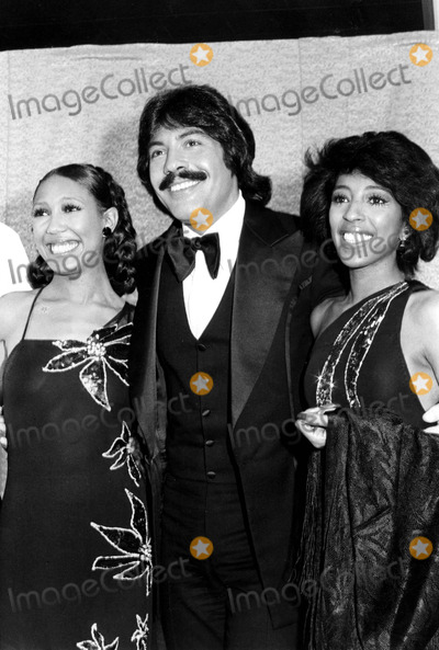 Alan Hunter Photo - Tony Orlando  Dawn Telma Hopkins Tony Orlando and Joyce Vincent Wilson at the First Rock Awards 81975 Alan HunterGlobe Photos Inc