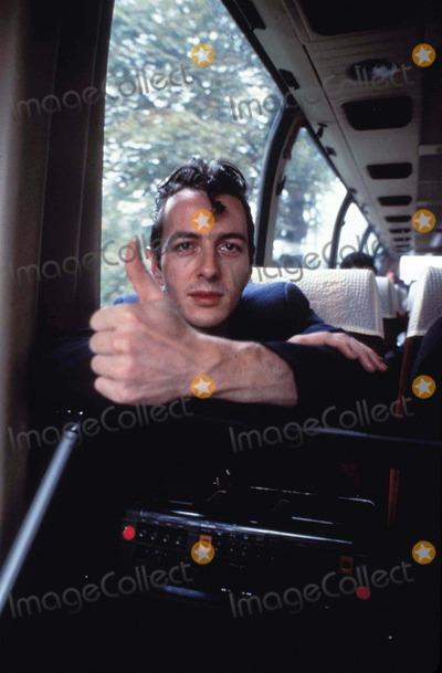 Joe Strummer Photo - the Clash in Concert in Vienna Austria 10-1981 Photo by Felix Zeitlhofer-pr-Globe Photos 1177-1 Joe Strummer