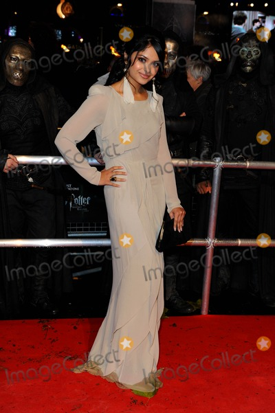 Afshan Azad Photo - Afshan Azad Harry Potter and the Deathly Hallows Part 1 World Premiere at Odeon Leicester Square in London England 11-11-2010 Photo by Neil Tingle-allstar-Globe Photos Inc