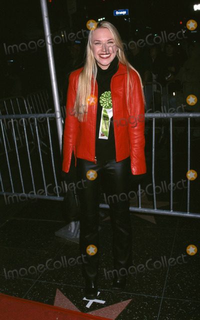 Adrian Frantz Photo -  70th Annual Hollywood Christmas Parade Roosevelt Hotel Hollywood CA 11252001 Adriane Frantz Photo by Ed GellerGlobe Photosinc