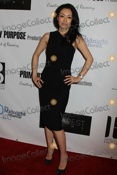 Rika Broccoli Photo - a Trilogy of Recovery the Premiere of Three Short Films From Primary Purpose Productions to Benefit the Midnight Mission Writers Guild Theater Beverly Hills CA 09282012 Rika Broccoli Photo Clinton H Wallace-photomundo-Globe Photos Inc