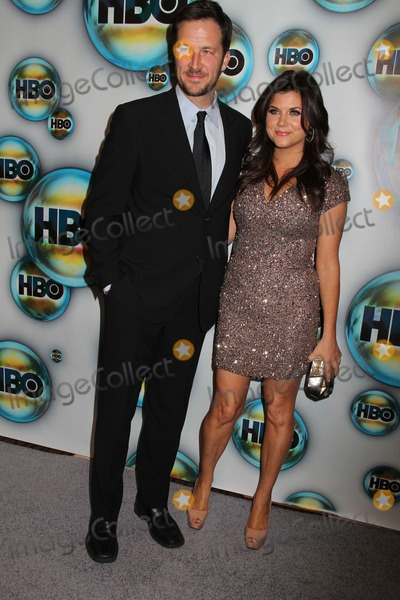 Tiffani Amber Photo - Hbos Official Afterparty For the 69th Annual Golden Globe Awards the Beverly Hilton Hotel Beverly Hills CA 01152012 Tiffani Amber Thiessen and Brady Smith Photo Clinton H Wallace-ipol-Globe Photos Inc