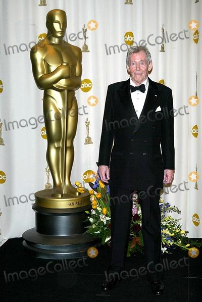 Peter O Toole Photo - Sd0323 75th Annual Academy Awards  Oscars Press Room Renaissance Hotel Hollywood CA Photo by Globe Photos Inc 2003 Peter Otoole