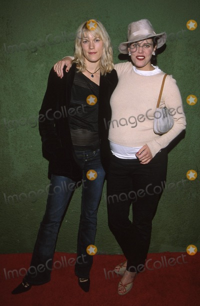Amy Fleetwood Photo -  Deep Nightclub Anniversary Hollywood CA 11062001 Ione Skye and Amy Fleetwood Photo by Amy GravesGlobe Photosinc