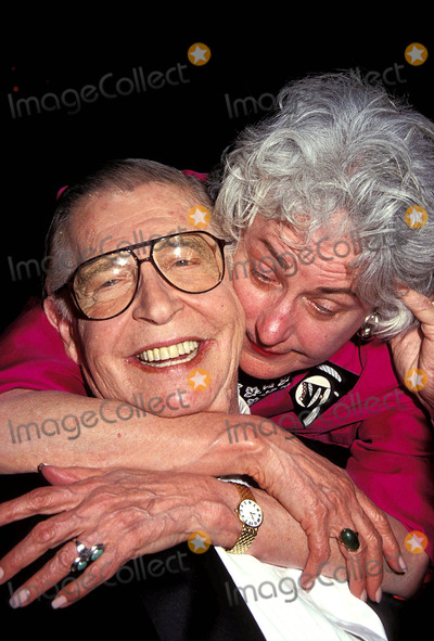 Milton Berle Photo - Bea Arthur and Milton Berle Photo Craig Skinner- Globe Photos Inc 1991 Beaarthurretro