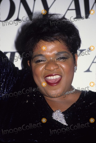 Nell Carter Photo - Nell Carter Deidre Hall A4657 Photo by Adam Scull-Globe Photos Inc