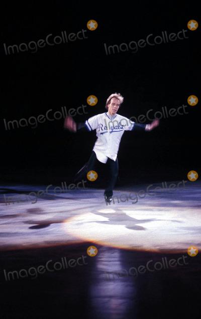 Scott Hamilton Photo - 1983 Scott Hamilton Photo by Gary Bloomfield-Globe Photos Scotthamiltonretro