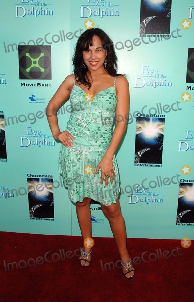 Jackeline Olivier Photo - Premiere of Eye of the Dolphin at Arclight Cinemas in Hollywood CA 08-21-2007image Jackeline Olivier Photo by Scott Kirkland-Globe Photos 2007