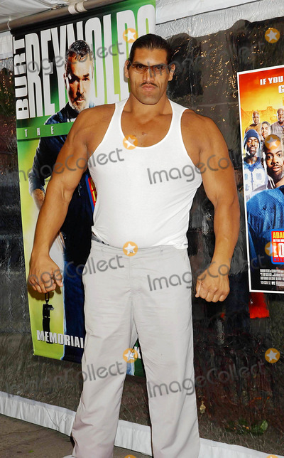 Dalip Singh Photo - New York Screening of the Longest Yard at Clearviews Chelsea West Cinemas  New York City 05-24-2005 Photo by Ken Babolcsay-ipol-Globe Photosinc Dalip Singh