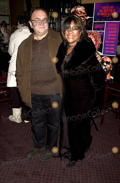 Roger Wilson Photo - Rosie Odonnell and Cyndi Lauper Host a Dvd Release Party For Only the Strong Survive at the Cutting Room in New York City 1282004 Photo Byjohn KrondesGlobe Photos Inc 2004 Roger Friedman and Mary Wilson