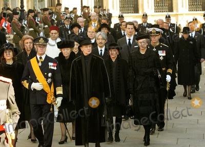 Albert de Monaco Photo - K41143FUNERAILLES DE SAR LA GRANDE DUCHESSE  JOSEPHINE CHARLOTTE DE LUXEMBOURG 01-15-2005 NICE_OMEDIAS_GLOBE PHOTOS INC KARL GUSTAVE ET SILVIA DE SUEDE SOPHIE DESPAGNE BEATRIX DES PAYS BAS MARGRETH ET PRINCESSE BENEDIKTE DU DANEMARK SONIA DE NORVEGE PRINCE NARUHITO DU JAPON PRINCE MOULAY RACHID DU MAROC ALBERT DE MONACO PRINCE ANDREW DU ROYAUME-UNI