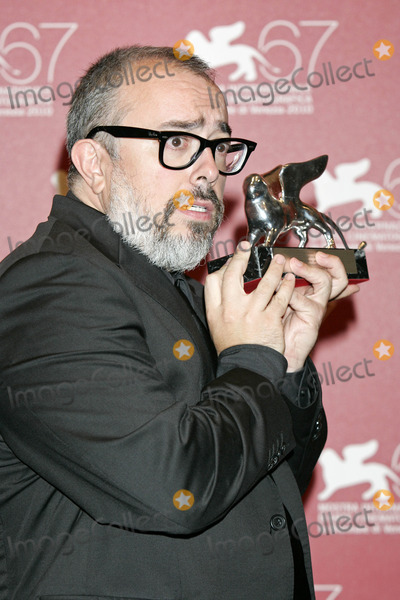 Alex de la Iglesia Photo - Alex DE LA Iglesia (Best Director and Best Screenplay) Award Winners Photocall at the 67th Venice Film Festival in Venice Italy 09-11-2010 Photo by Roger Harvey-Globe Photos Inc