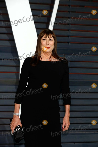 Anjelica Huston Photo - Anjelica Huston Vanity Fair Oscar Party 2015 Beverly Hills CA February 22 2015 Roger Harvey