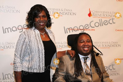 DANA REEVES Photo - The Christopher  Dana Reeve Foundation Hosts  a Magical Evening at Cipriani Wall Street in New York City Karen Legrand  Eric Legrand