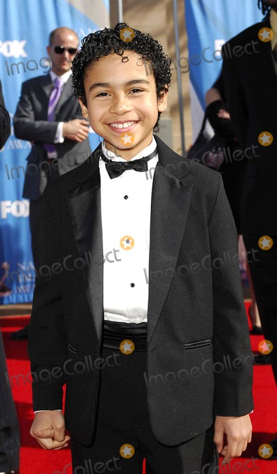 Noah Gray-Cabey Photo - Noah Gray-cabey During the 38th Naacp Image Awards Held at the Shrine Auditorium on March 2 2007 in Los Angeles Photo by Michael Germana-Globe Photos 2007