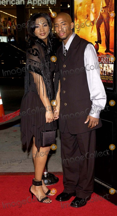 Antwon Tanner Photo - Antwone Tanner the Los Angeles Premiere of  Coach Carter  Held at the Graumans Chinese Theatre in Hollywood California 1-13-2005 Photo Byvalerie Goodloe-Globe Photos Inc