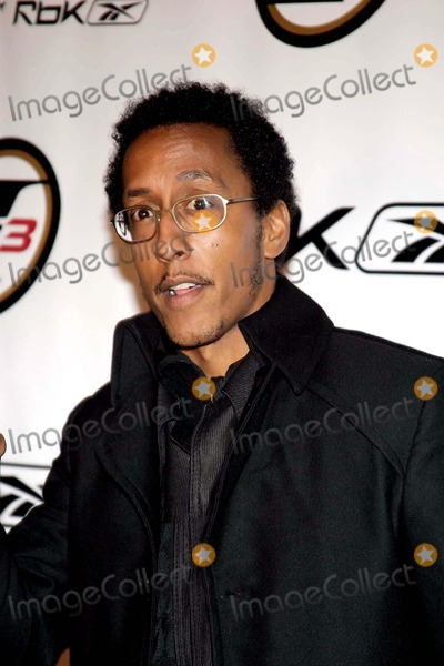 Andre Royo Photo - Reeboks Launch Party For Their New Sneakers Answer 7 and G6 Footwear Captale 130 Bowerynew York City Photo Rick Mackler  Rangefinders  Globe Photos Inc 2003 1142003 Andre Royo