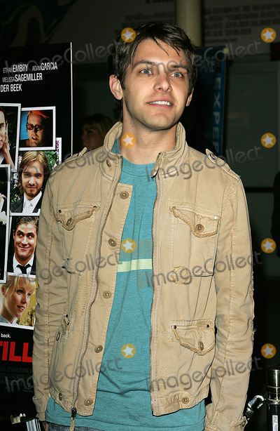 Aaron Stanford Photo - Standing Still Premiere at the Arclight Cinemas LA CA 04-10-2006 Photo Ed Geller-Globe Photos Inc 2006 Aaron Stanford