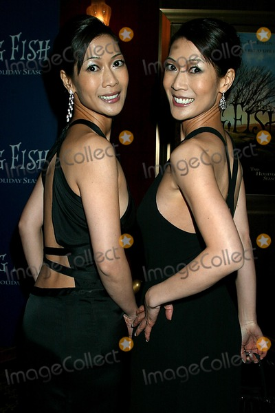 Arlene Tai Photo - Big Fish Premiere at the Ziegfeld Theatre New York City 12042003 Photo Sonia Moskowitz Globe Photos Inc 2003 Ada and Arlene Tai