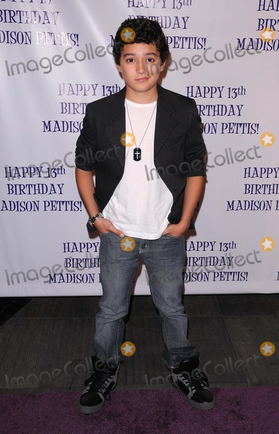 Eric Unger Photo - Madison Pettiss 13th Birthday Party at Eden in Hollywood CA 73111 Photo by Scott Kirkland-Globe Photos  2011 Eric Unger