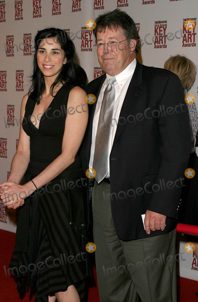 Robert J Dowling Photo - Sarah Silverman and Robert J Dowling - 33rd Annual Key Art Awards - the Hollywood Reporter Recongnizes Movie Advertisings Best Creative Minds - Kodak Theater Hollywood CA - 04302004 - Photo by Nina PrommerGlobe Photos Inc2004