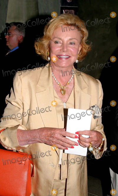 Barbara Sinatra Photo - Celebrity Out and About Spago Restaurant Beverly Hills CA (091504) Photo by Milan RybaGlobe Photos Inc2004 Barbara Sinatra