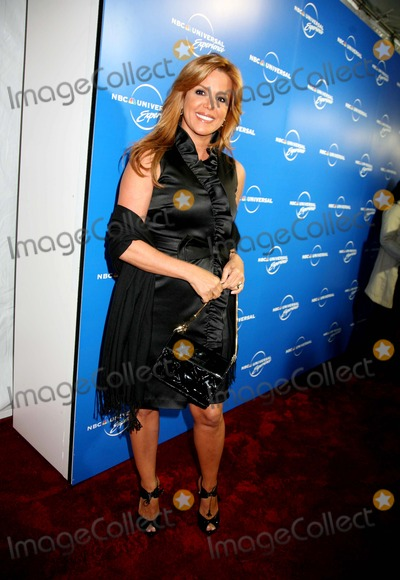 Maria Celeste Photo - Red Carpet Arrivals For the NBC Universal Experience Rockefeller Centerrnyc May 12 08 Photos by Sonia Moskowitz Globe Photos Inc 2008 Maria Celeste Arraras