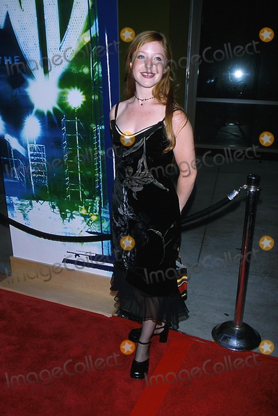 Angela Goethals Photo -  the Wb Networks 2002 Summer Party Renaissance Hotel Hollywood CA 07132002 Angela Goethals Photo by Milan RybaGlobe Photosinc