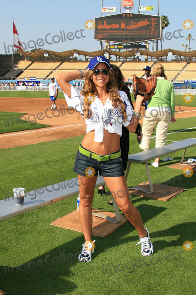 Aylin Mujica Photo - Aylin Mujica - 49th Hollywood Stars Baseball Game - Dodger Stadium Los Angeles California - 06-09-2007 - Photo by Nina PrommerGlobe Photos Inc 2007