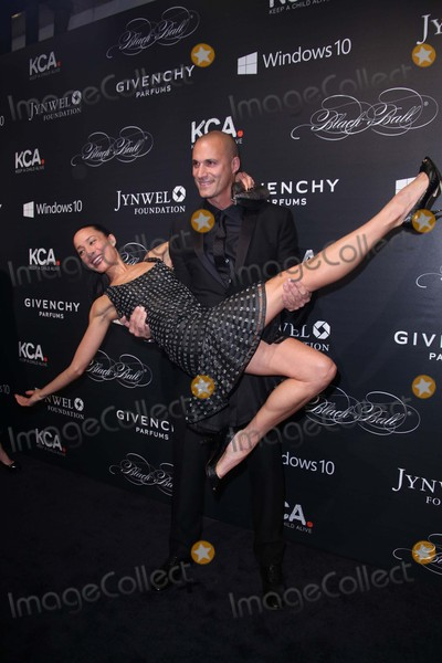 Nigel Barker Photo - Cristen Barker Nigel Barker Attend Keep a Child Alive 12th Annual Black Ball Hammerstein Ballroom NYC November 5 2015 Photos by Sonia Moskowitz Globe Photos Inc