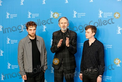 Anton Corbijn Photo - Robert Pattinson Anton Corbijn Dane Dehaan Life Photo Call Berlin International Film Festival Berlin Germany February 09 2015 Roger Harvey