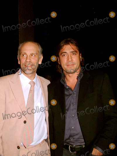 Nan Talese Photo - DIRECTOR JOHN MALKOVICH AND JAVIER BARDEMK30293MLPREMIERE OF THE DANCER UPSTAIRSHOSTED BY FOX SEARCHLIGHT PICTURES AND GAY AND NAN TALESE AT THE BRYANT PARK HOTEL SCREENING ROOM AND CELLEAR BAR IN NEW YORK CITY4292003PHOTO BYMITCHELL LEVYRANGEFINDERGLOBE PHOTOS INC  2003