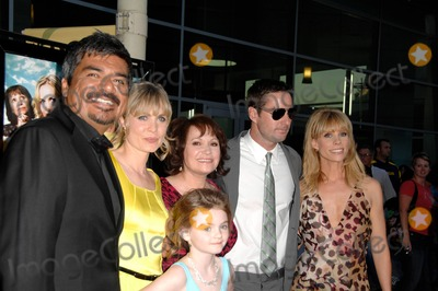 Adriana Barraza Photo - George Lopez Radha Mitchell Morgan Lily Adriana Barraza Luke Wilson and Cheryl Hines during the premiere of the new movie from Overture Films HENRY POOLE IS HERE held at the ArcLight Cinemas on August 07 2008 in Los AngelesPhoto Jenny Bierlich- Globe PhotosK59001JBI