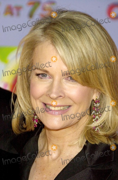 Candace Bergen Photo - Cbs at 75 at the Hammerstein Ballroom  NYC 11022003 Photojohn Krondes  Globe Photosinc Candace Bergen