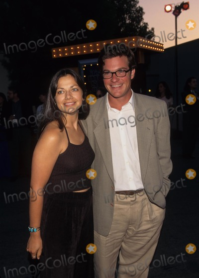 Justin Bateman Photo - Jason Bateman with Justine Bateman NBC Summer Press Tour 1996 K5608fb Photo by Fitzroy Barrett-Globe Photos Inc