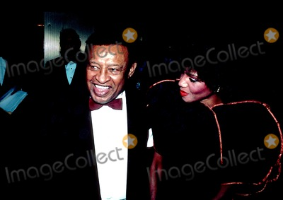 Lionel Hampton Photo - Lionel Hampton_melua Moore Photo Byjohn BarrettGlobe Photos Inc