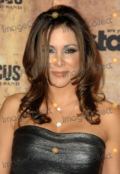 Arlene Tur Photo - Attends the Original Tv Series Premiere of Spartacus Blood and Sand Held at the Billy Wilder Theater in Westwoodcalifornia on January 14 2010 Photo by D Long- Globe Photos Inc 2010