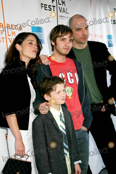 Aaron Stanford Photo - 4th Annual Tribeca Film Festival Presents the Premiere of Runway at Regal Battery Park City New York City 04-26-2005 Photo Mitchell Levy  Rangefinders  Globe Photos Inc 2005 Robin Tunney and Aaron Stanford