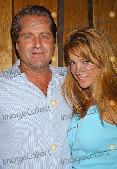 James Van PATTEN Photo - Celebrities at Bliss West Hollywood California 05142004 Photo by Miranda ShenGlobe Photos Inc 2004 James Van Patten and Wife Shana Hiatt