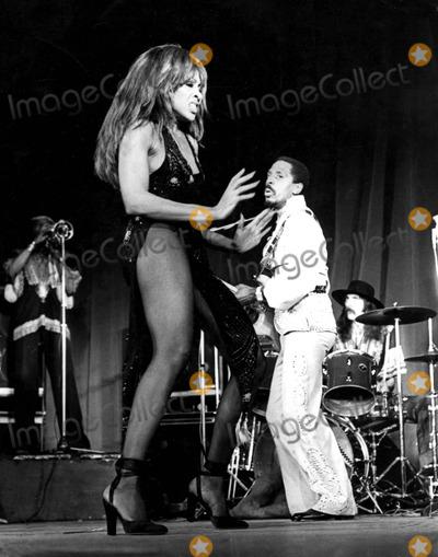 Ike Turner Photo - Tina and Ike Turner Supplied by Globe Photos Inc