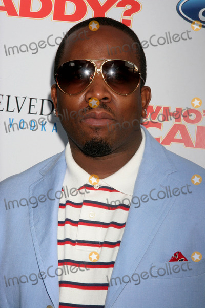 Antwan Big Boi Patton Photo - Whos Your Caddy World Premiere Arclight Cinemas Hollywood CA 07-23-07 Antwan Big Boi Patton Photo Clinton H Wallace-photomundo-Globe Photos Inc